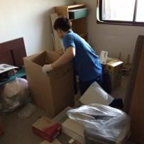 奈良市にて不動産売却前の家財整理