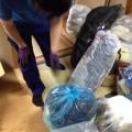 神戸市東灘区にて「梱包済み」の遺品整理