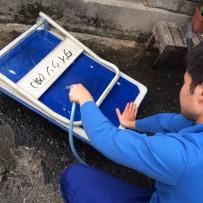 四條畷市にてヒートショック現場での特殊清掃