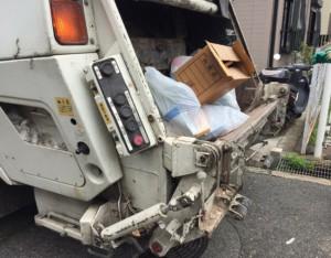 神戸市須磨区にて遺品整理