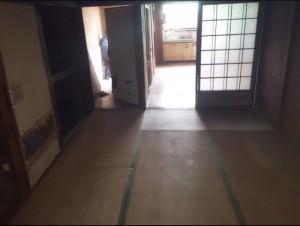 大阪市西成区にて遺品整理(作業後)