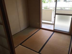遺品整理・処分後(大阪市平野区)